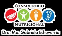 Nutricionista Dra Gabriela Echeverría